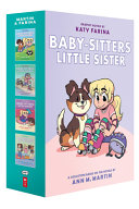 The Baby Sitters Little Sister Graphic Novels  1 4  A Graphix Collection  Adapted Edition