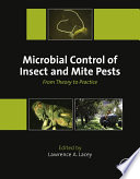 Microbial Control Of Insect And Mite Pests Book PDF