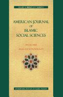 American Journal of Islamic Social Sciences