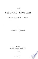 The Synoptic Problem for English Readers