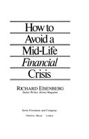 How to avoid a mid-life financial crisis