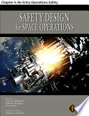 Safety Design for Space Operations Book