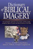 Dictionary of Biblical Imagery [Pdf/ePub] eBook