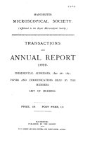 Report And Transactions
