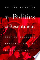 The Politics of Resentment Book PDF