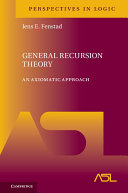 General Recursion Theory