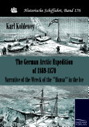 The German Arctic Expedition Of 1869 1870