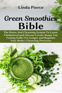 Green Smoothies Bible Book