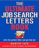 The Ultimate Job Search Letters Book