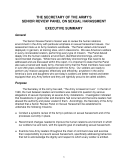 The Secretary of the Army's Senior Review Panel Report on Sexual Harassment: Volume 1 [Pdf/ePub] eBook