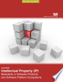 Intellectual Property Modularity in Software Products and Software Platform Ecosystems