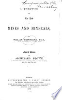 A Treatise On The Law Of Mines And Minerals