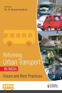 Reforming Urban Transport in India [Pdf/ePub] eBook