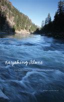 Pdf Kayaking Alone