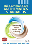 The Common Core Mathematics Standards