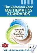 The Common Core Mathematics Standards