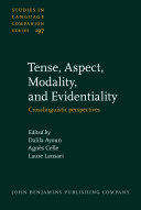Tense  Aspect  Modality  and Evidentiality