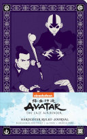 Avatar  The Last Airbender Hardcover Ruled Journal