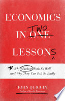 Economics In Two Lessons PDF