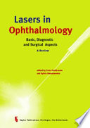 Lasers in Ophthalmology Book