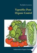 Vegetables Pests Organic Control Book PDF