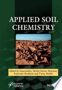 Applied Soil Chemistry