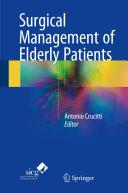 Pdf Surgical Management of Elderly Patients Telecharger