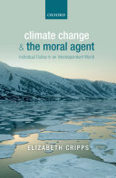Climate Change and the Moral Agent Pdf/ePub eBook