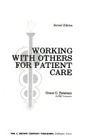 Working with Others for Patient Care