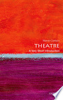 Theatre A Very Short Introduction