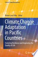 Climate Change Adaptation in Pacific Countries Book