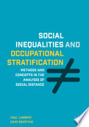 Social Inequalities And Occupational Stratification PDF