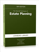 The Tools & Techniques of Estate Planning