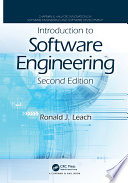 Introduction to Software Engineering Book