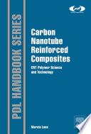 Carbon Nanotube Reinforced Composites Book