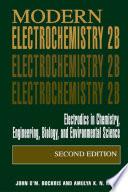 Modern Electrochemistry 2b Book PDF