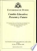 Cambio educativo, presente y futuro