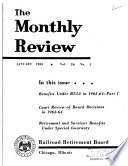 The Rrb Quarterly Review