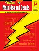 Power Practice: Main Idea and Details, Gr. 3-4, eBook