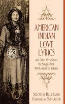 American Indian Love Lyrics ebook