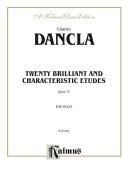 Twenty Brilliant and Characteristic Etudes, Opus 73 [Pdf/ePub] eBook