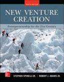 New Venture Creation  Entrepreneurship for the 21st Century