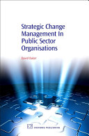 Strategic Change Management in Public Sector Organisations