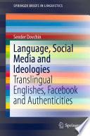 Language  Social Media and Ideologies