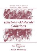 Electron Molecule Collisions