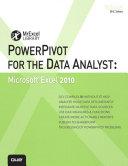 PowerPivot for the Data Analyst Pdf