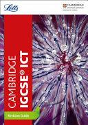 Cambridge IGCSE® ICT