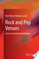 Rock and Pop Venues