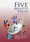 Five-Minute Tales Book