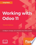 Working with Odoo 11